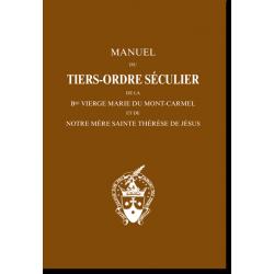 Manuel du Tiers-Ordre séculier